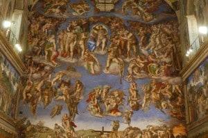 Michelangelo Buonarroti, Il Giudizio Universale