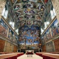 Cappella Sistina di Michelangelo Buonarroti: storia, descrizione e analisi degli affreschi