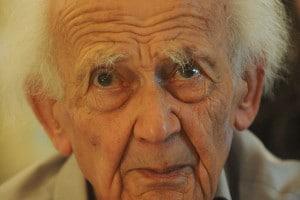 Il sociologo e filosofo Zygmunt Bauman
