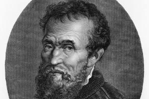 Michelangelo Buonarroti, pittore rinascimentale