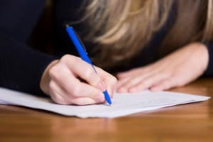 Come scrivere una giustificazione scolastica