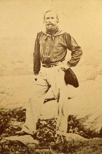 Ritratto di Giuseppe Garibaldi