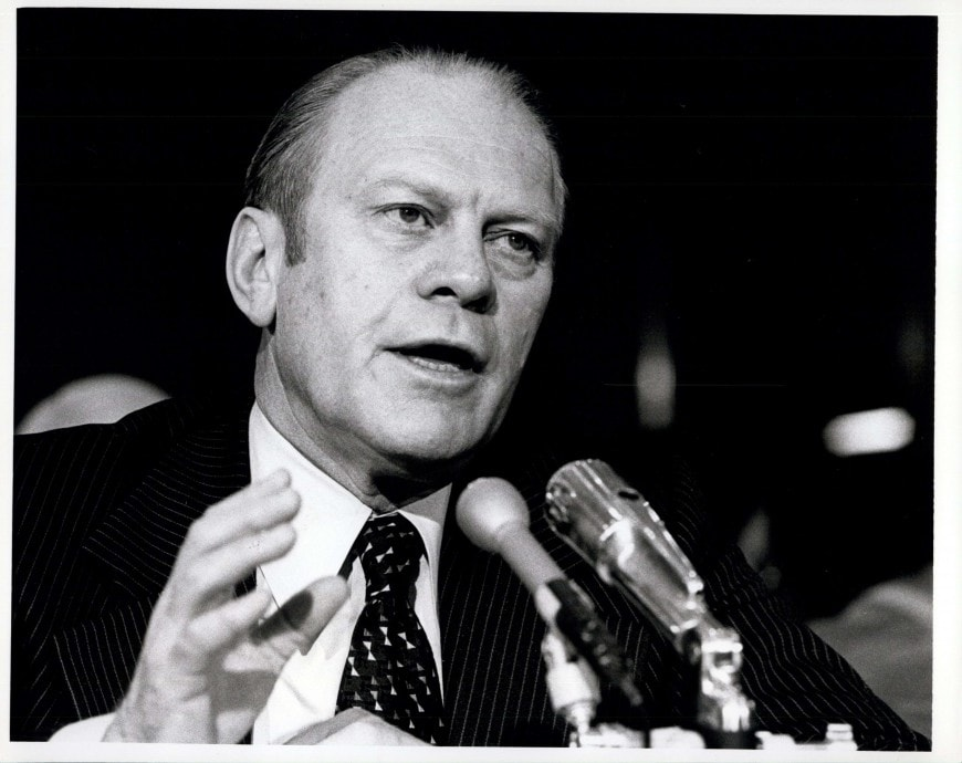 Gerald Ford (1774 – 1976)