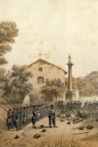 L'occupazione di Varese durante la seconda guerra d'Indipendenza, 1859
