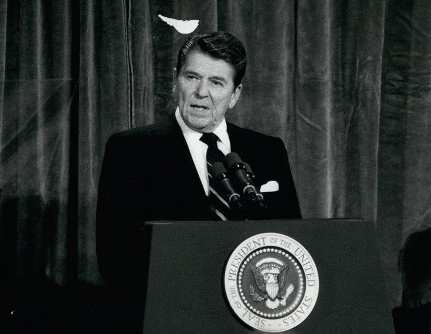 Ronald Reagan (1981 – 1989)