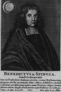 Ritratto di Baruch Spinoza