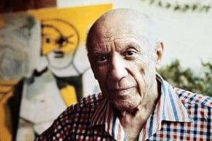 Pablo Picasso, uno dei più importanti esponenti del Cubismo