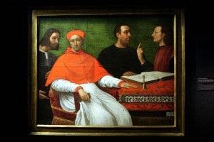 Cesare Borgia e Niccolò Machiavelli