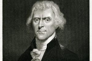 Ritratto di Thomas Jefferson