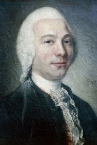 Ritratto di Jean-Baptiste d'Alembert, uno dei protagonisti dell'Illuminismo francese