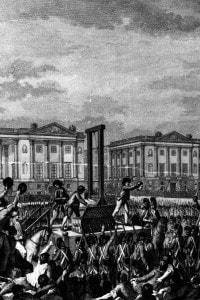 21 gennaio 1793: giorno della morte di Luigi XVI