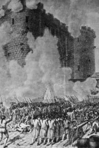 Presa della Bastiglia, il 14 luglio del 1789