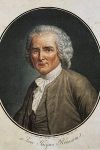 Ritratto di Jean-Jacques Rousseau, critico dell'Illuminismo e studioso della natura dell'uomo