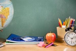 Inizio scuola settembre 2017