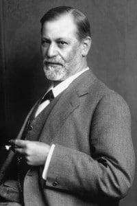 Sigmund Freud, una delle personalità che più hanno influenzato il Surrealismo