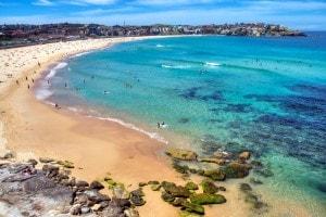 Cosa vedere in Australia: la splendida Bondi Beach