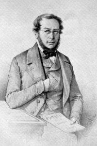 Joseph Proudhon (1809-1865): anarchico francese