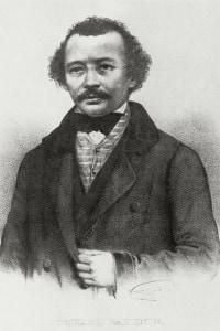 Ritratto di Michail Aleksandrovic Bakunin (1814- 1876)
