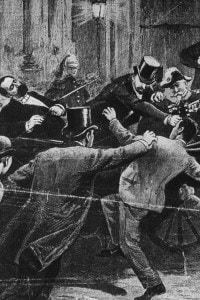 1894: l'omicidio del Presidente francese Carnot per mano dell'anarchico Sante Caserio