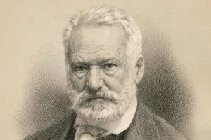 Ritratto di Victor Hugo