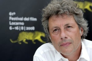 Lo scrittore Alessandro Baricco