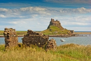 L'isola di Lindisfarne