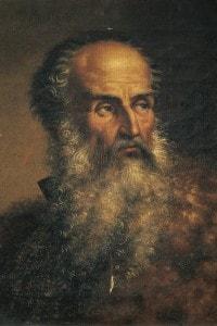 Ritratto del pittore Paolo Veronese