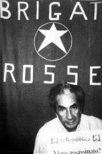 Aldo Moro durante la prigionia