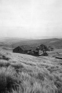Brughiere del North Yorkshire, vicino Haworth: l'ambientazione scelta da Emilty Bronte per il suo romanzo Cime Tempestose