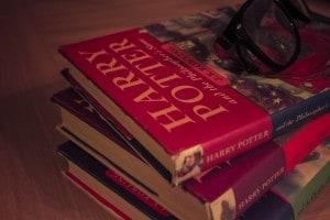 Copertina inglese di Harry Potter e la pietra filosofale