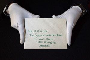 Harry Potter e la pietra filosofale: la lettera per Hogwarts