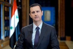 Bashar al-Assad, attuale presidente della Siria
