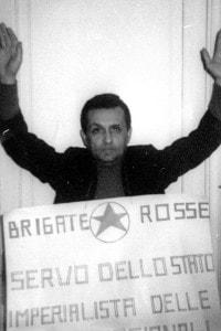Foto di uno dei sequestri per mano delle Brigate Rosse
