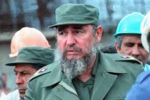 Traccia prima prova maturità 2017 su Fidel Castro