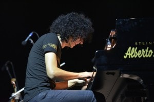 Il pianista Giovanni Allevi