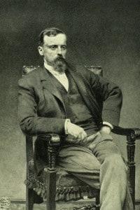 Henryk Sienkiewicz, premio Nobel per la Letteratura nel 1905