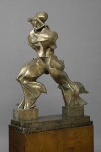 Umberto Boccioni, Forme uniche nella continuità dello spazio