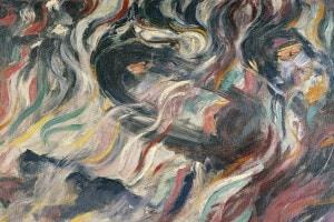 Gli addii di Umberto Boccioni