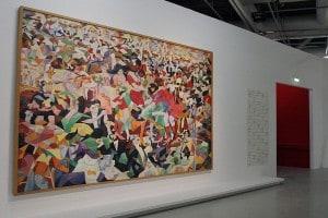 La danza del pan-pan al Monico di Gino Severini, uno degli esponenti della pittura futurista