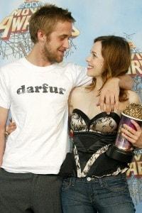 Ryan Gosling e Rachel McAdams, gli attori protagonisti del film Le pagine della nostra vita