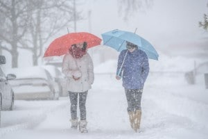 Scuole chiuse per neve il 17 dicembre e aggiornamenti per il 18