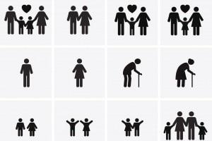 L'evoluzione del concetto di famiglia negli anni