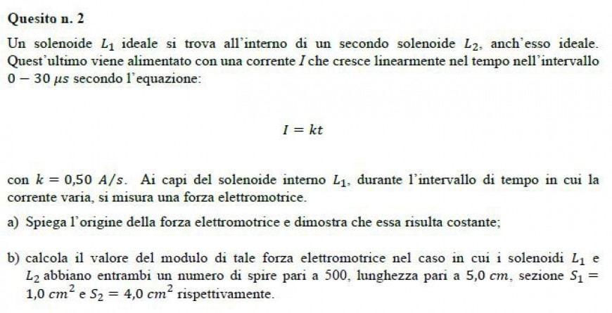 Questionario -Domanda 2