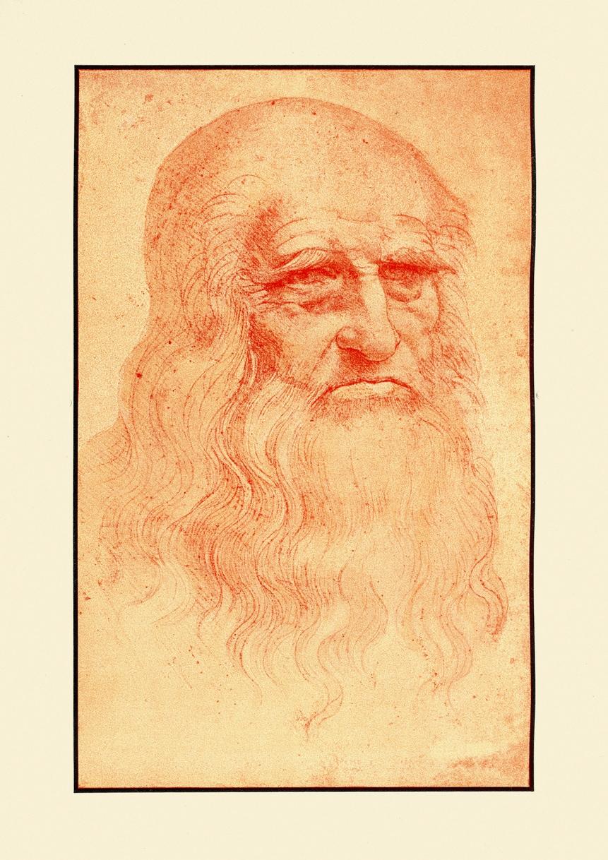 Leonardo da vinci vita opere e invenzioni for La vita di leonardo da vinci