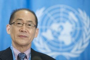 Hoesung Lee, attuale presidente del Gruppo intergovernativo sul cambiamento climatico