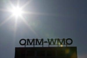 Vista della sede generale dell'Organizzazione Metereologica mondiale, a Ginevra