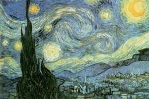 "La celebre ""Notte Stellata"" di Vincent Van Gogh"