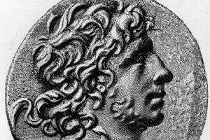 Raffigurazione di Mitridate VI, sovrano pontico che costrinse Roma a ben tre guerre