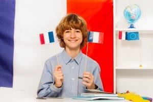 Esame terza media: prova di francese