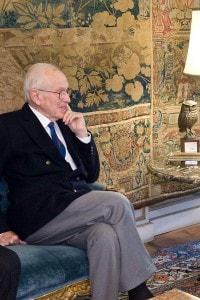 Luigi Luca Cavalli-Sforza, genetista e scienziato italiano